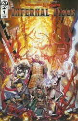 IDW Publishing's Dungeons & Dragons: Infernal Tides Issue # 1