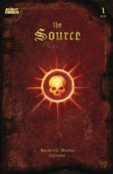 Scout Comics's The Source Issue # 1