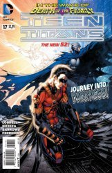 DC Comics's Teen Titans Issue # 17
