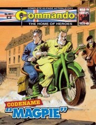 D.C. Thomson & Co.'s Commando: For Action and Adventure Issue # 4911