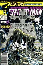 Marvel Comics's Web of Spider-Man Issue # 32