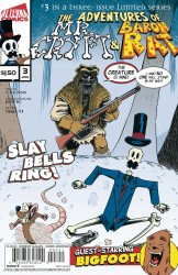 Alterna Comics's Adventures of Mr. Crypt & Baron Rat Issue # 3