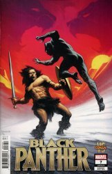 Marvel Comics's Black Panther Issue # 7c
