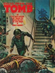 Eerie Publications's Tales from the Tomb Issue # 4