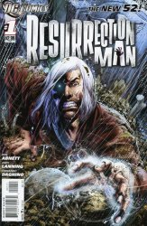 DC Comics's Resurrection Man Issue # 1