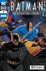 DC Comics's Batman: Adventures Continue Issue # 3