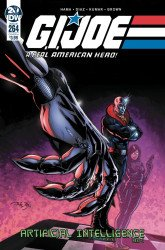 IDW Publishing's G.I. Joe: A Real American Hero Issue # 264