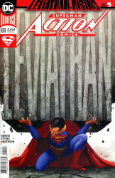DC Comics's Action Comics Issue # 1011