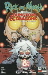 Oni Press's Rick And Morty Vs Dungeons & Dragons Chapter II: Painscape Issue # 1