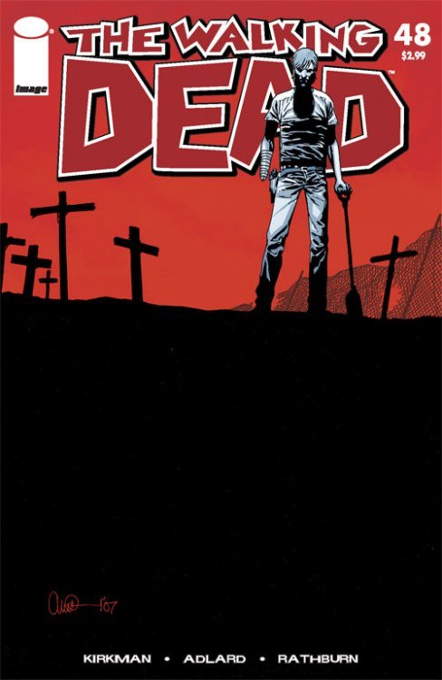 Walking dead issue 67 online dating 10