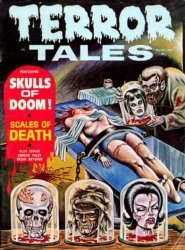 Eerie Publications's Terror Tales Issue # 7