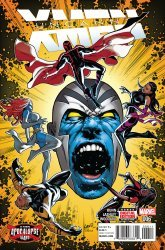 Marvel Comics's Uncanny X-Men Issue # 6