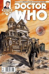 Titan Comics's Doctor Who: 12th Doctor Year Two Issue # 6d