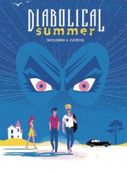 IDW Publishing's Diabolical Summer Hard Cover # 1