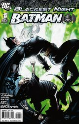 DC Comics's Blackest Night: Batman Issue # 1