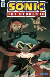 IDW Publishing's Sonic the Hedgehog Issue # 12ri