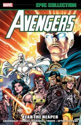 Marvel Comics's Avengers: Epic Collection TPB # 23