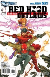 DC Comics's Red Hood and the Outlaws Issue # 1