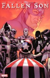 Marvel's Fallen Son: The Death of Captain America TPB # 1b