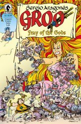 Dark Horse's Groo Fray of the Gods Issue # 2