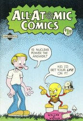 Educomics's All-Atomic Comics Issue # 1d