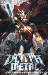 DC Comics's Dark Nights: Death Metal Issue # 2comicselite-a