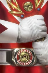 BOOM! Studios's Mighty Morphin Power Rangers Issue # 17d