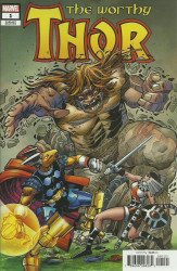 Marvel Comics's Thor: The Worthy Issue # 1b