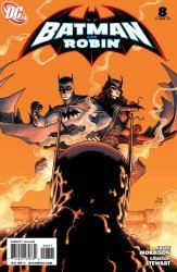 DC Comics's Batman and Robin Issue # 8