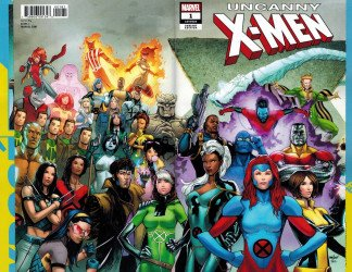 Marvel Comics's Uncanny X-Men Issue # 1g