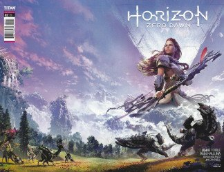 Titan Comics's Horizon: Zero Dawn Issue # 2b