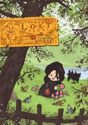 First Second Books's Lost Colony Soft Cover # 3