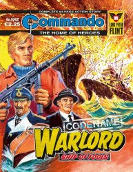 D.C. Thomson & Co.'s Commando: For Action and Adventure Issue # 5263