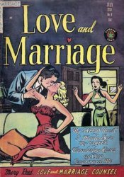 Superior Comics's Love and Marriage Issue # 9