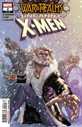 Marvel Comics's War of the Realms: Uncanny X-Men Issue # 2