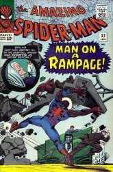 Marvel Comics's The Amazing Spider-Man Issue # 32