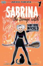 Archie Comics Group's Sabrina the Teenage Witch: Something Wicked Issue # 1