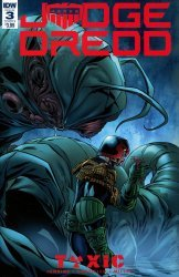 IDW Publishing's Judge Dredd: Toxic Issue # 3