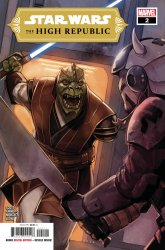 Marvel Comics's Star Wars: High Republic Issue # 2