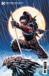 DC Comics's Red Hood: Outlaw Issue # 44b
