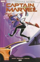 IDW Publishing's Marvel Action Captain Marvel Issue # 1