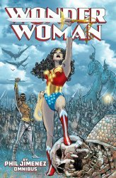 DC Comics's Wonder Woman by Phil Jiminez Omnibus Hard Cover # 1