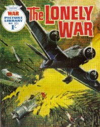 Fleetway (AP/IPC)'s War Picture Library Issue # 521
