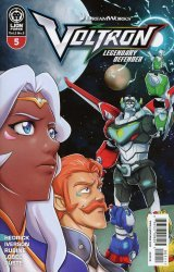 Lion Forge Comics's Voltron: Legendary Defender Issue # 5