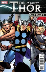 Marvel Comics's The Mighty Thor Saga Issue # 1