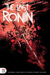 IDW Publishing's TMNT: The Last Ronin Issue # 2 - 2nd print