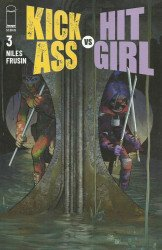 Image Comics's Kick-Ass vs Hit-Girl Issue # 3