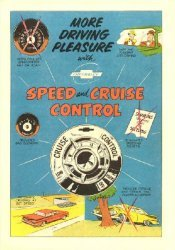 Feature Publications's More Driving Pleasure with Chevrolet: Speed and Cruise Control Issue nn