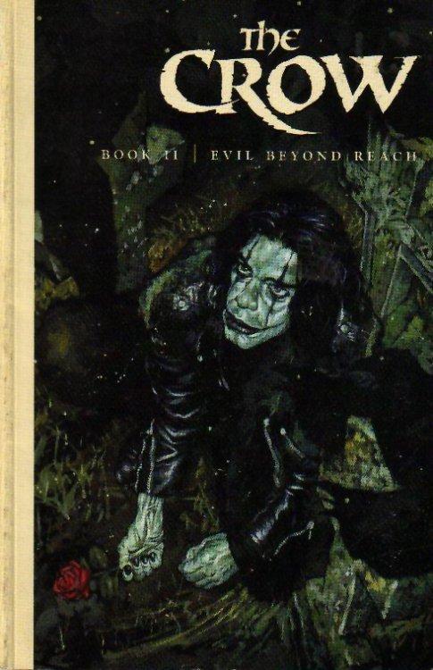the crow comic book pdf