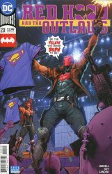 DC Comics's Red Hood and the Outlaws Issue # 20